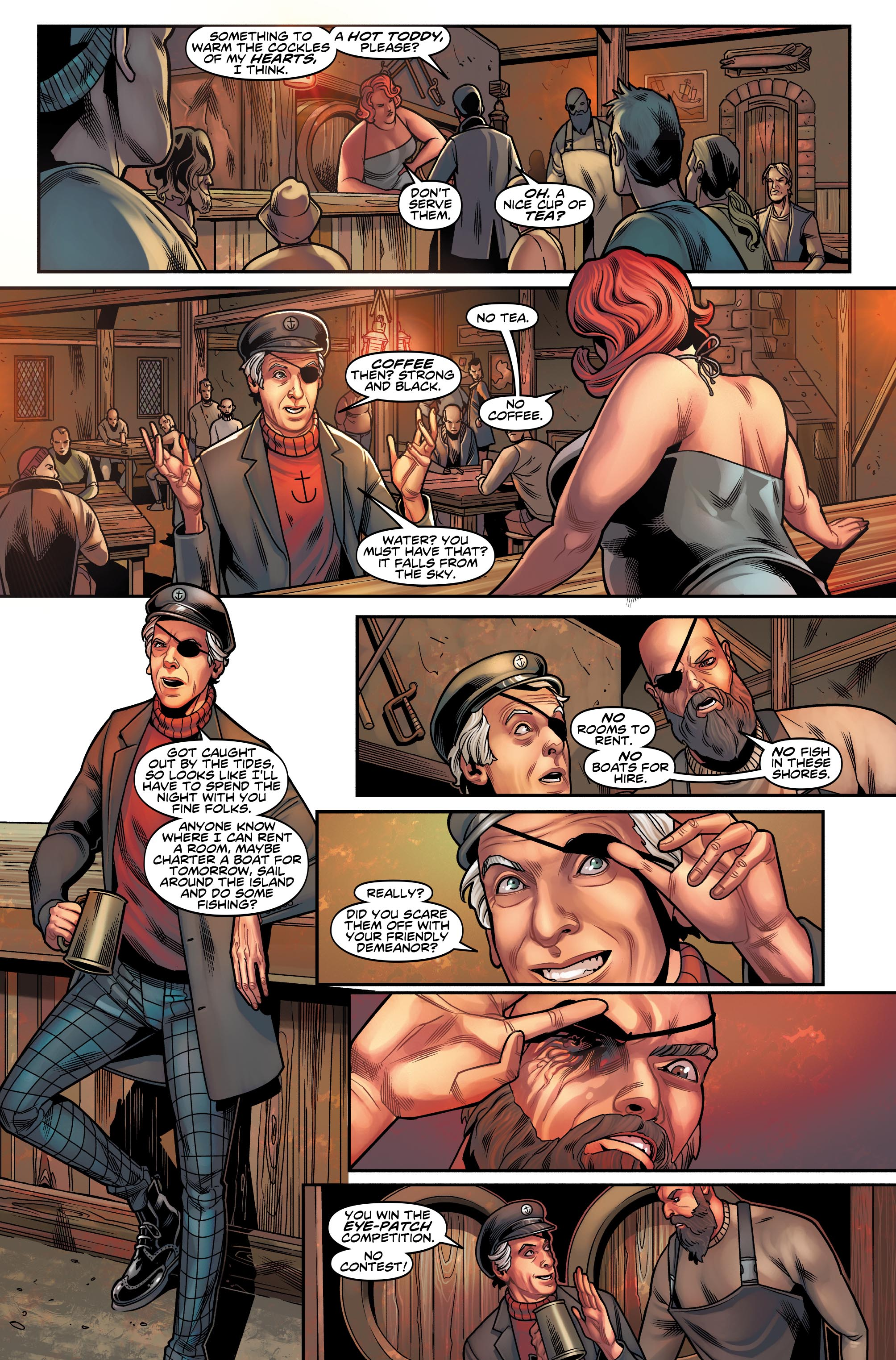 Doctor Who: The Twelfth Doctor #2.2 Preview Page