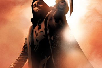 Assassin's Creed #5 Cover
