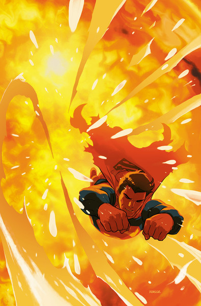 Action Comics #51 Cover