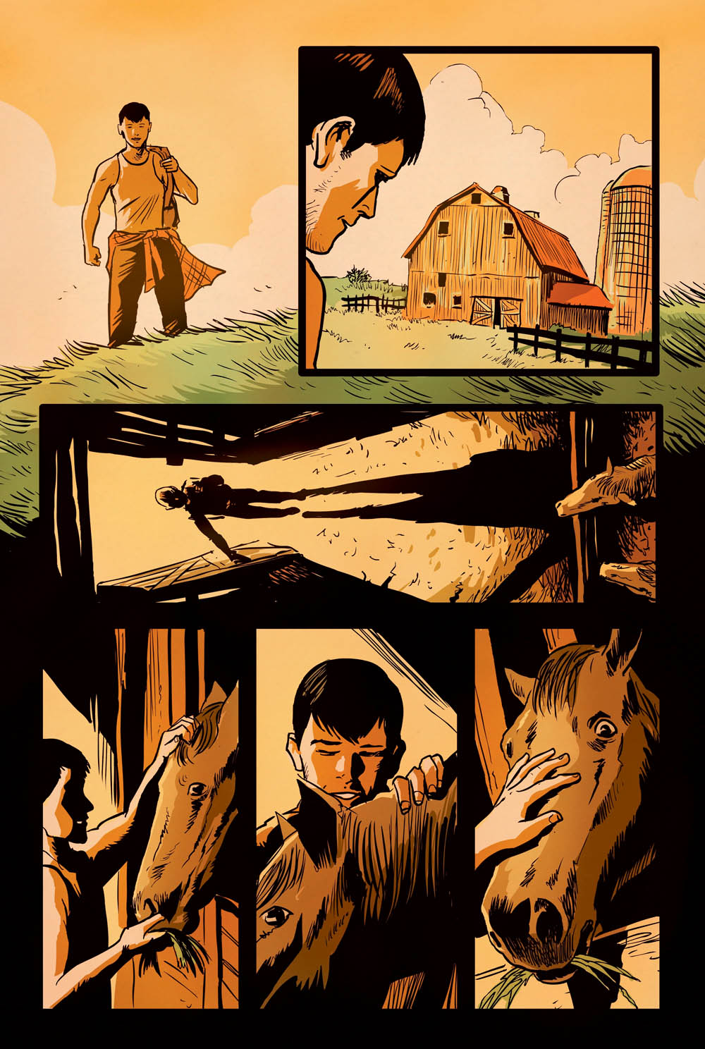 Afterlife with Archie #9 First Look