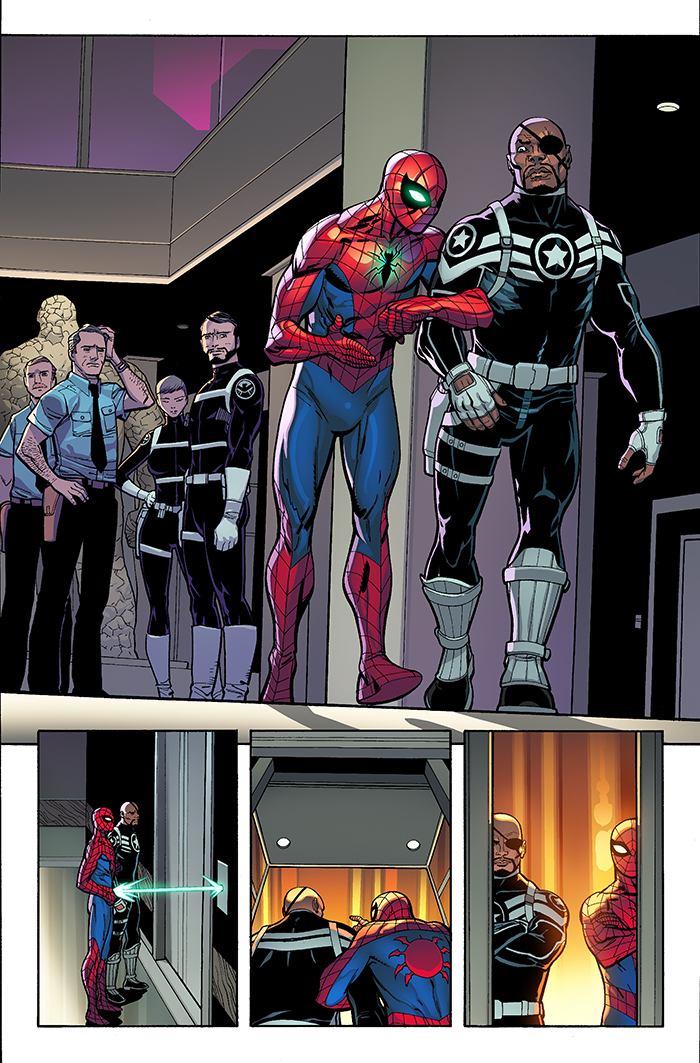 Amazing Spider-Man #9 First Look