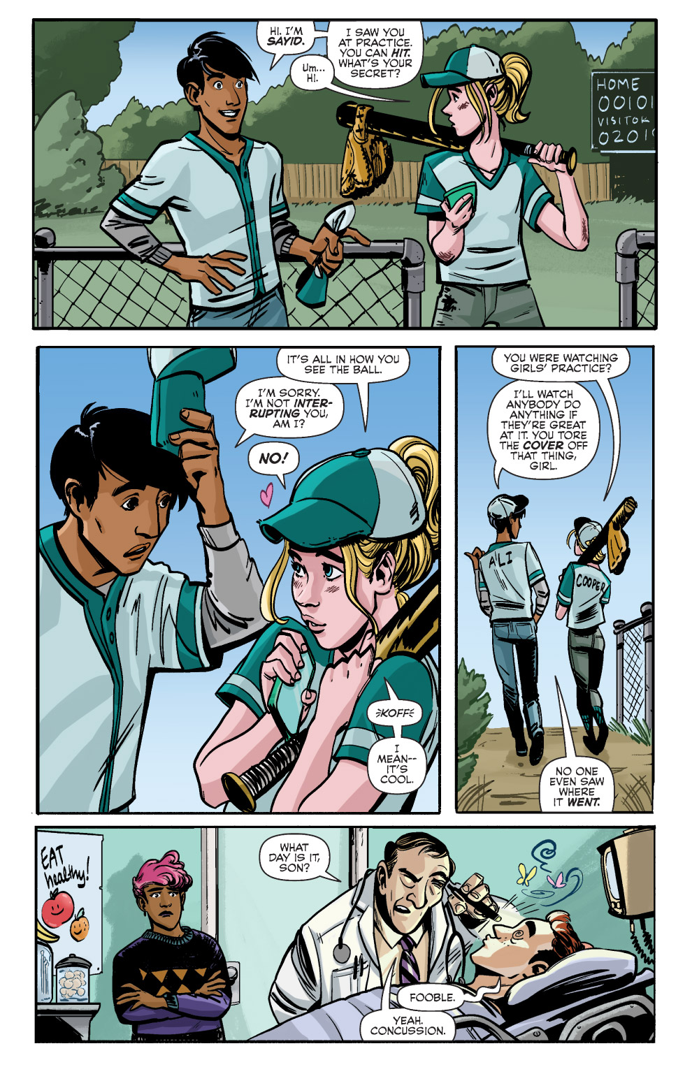 Archie #6 Preview Page