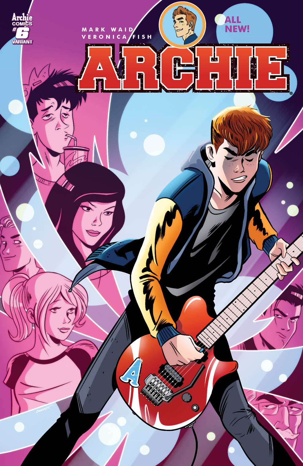 Archie #6 Cover