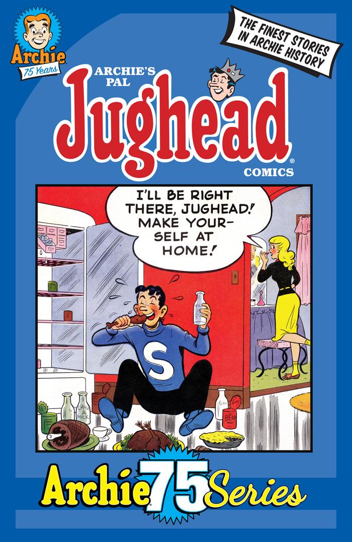ARCHIE 75 SERIES: JUGHEAD (DIGITAL EXCLUSIVE) Cover