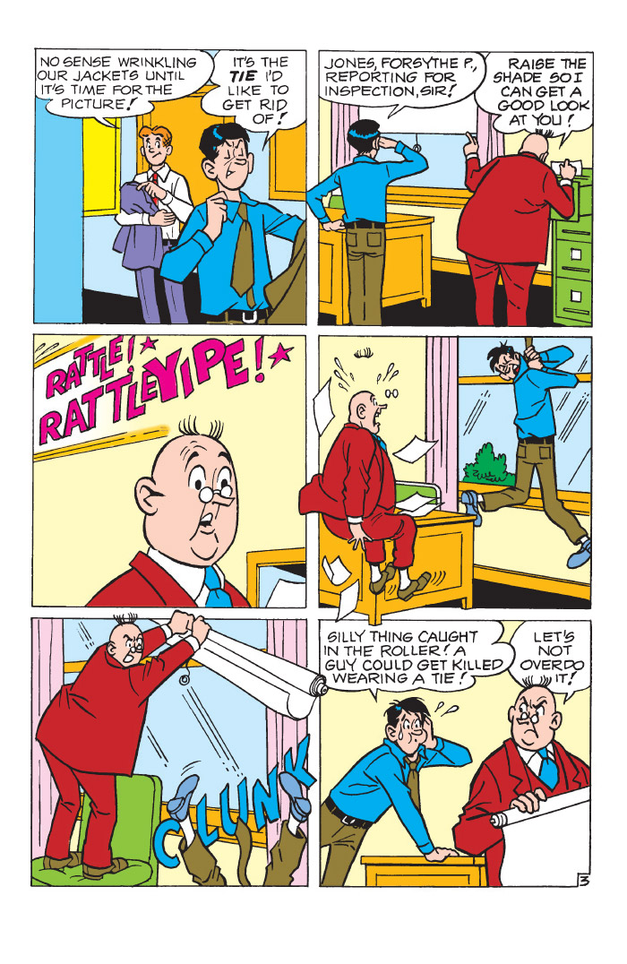 ARCHIE 75 SERIES: JUGHEAD (DIGITAL EXCLUSIVE) Preview Page