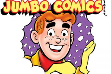 Archie Jumbo Comics Digest #266 Cover