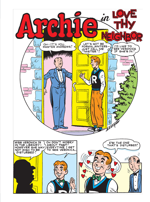 Archie Jumbo Comics Digest #266 Preview Page