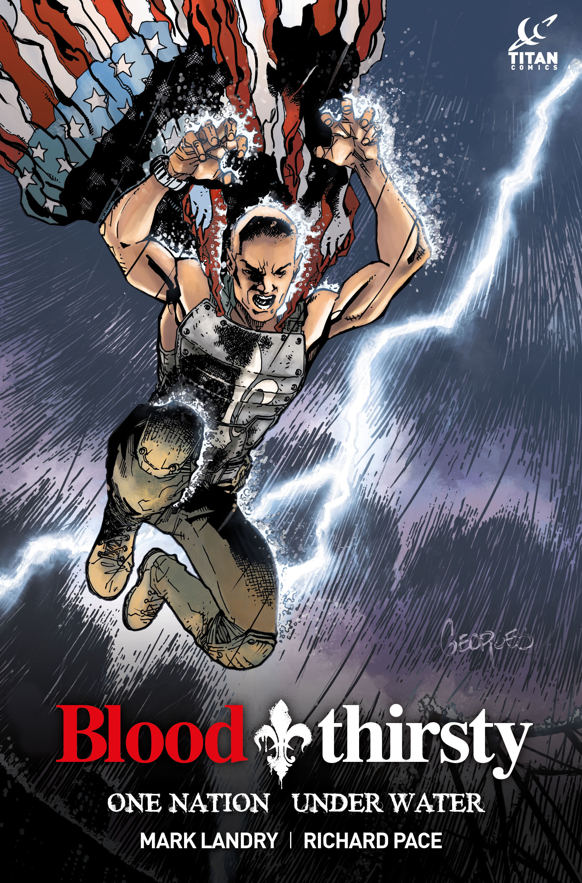 Bloodthirsty #5 Cover