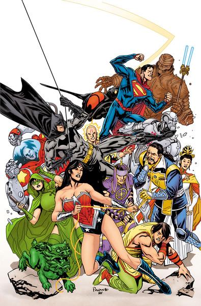 Batman/Superman #32 Cover