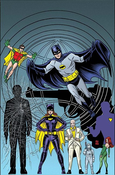 Cover by Michael Allred