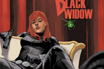 Black Widow #1 Cover