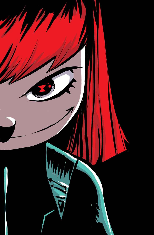 Black Widow #1 Cover