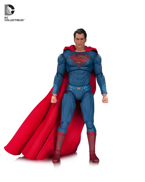 DC films action figure: Superman