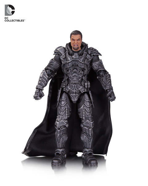 DC films action figure: Zod