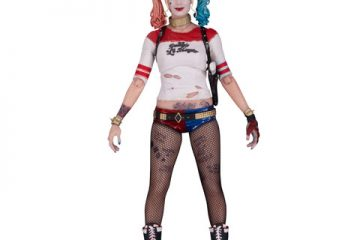 DC films action figure: Harley Quinn