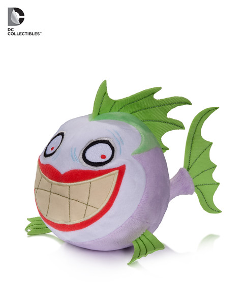 DC Super-Pets Plush! Joker Fish