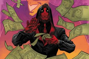 Deadpool #8 Cover