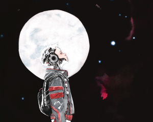 Descender Vol. 1 Cover