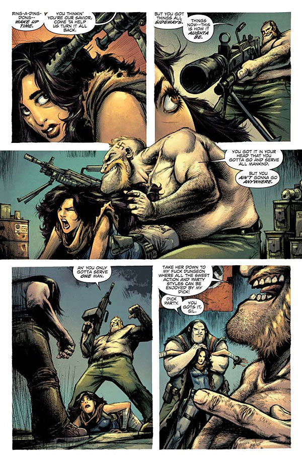 Devolution #2 Preview Page