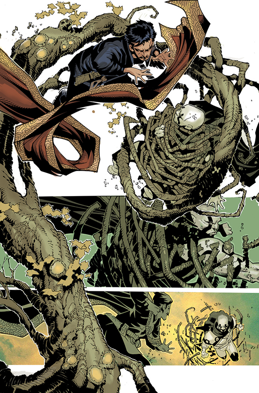 Doctor Strange #6 Preview Page