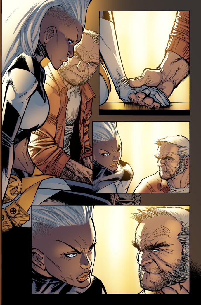 Extraordinary X-Men #8 First Look