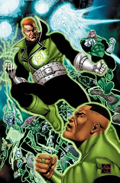 Cover by Ethan Van Sciver