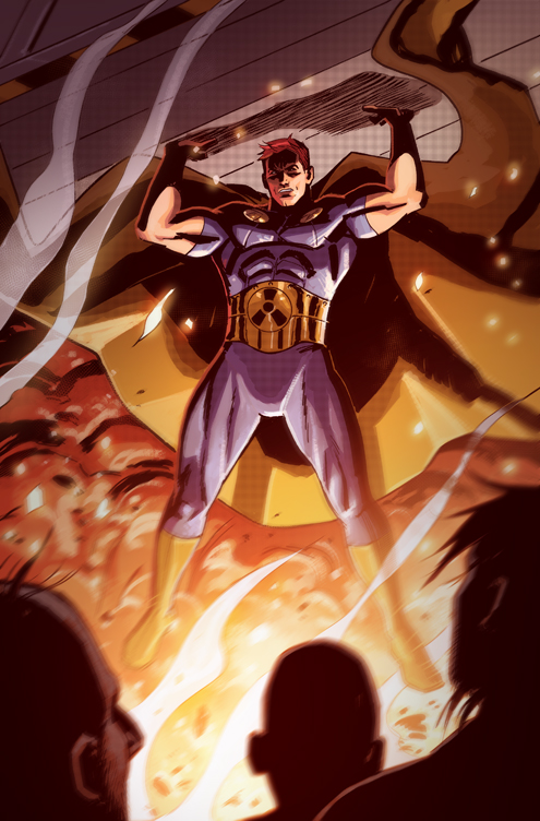 Hyperion #1 First Look