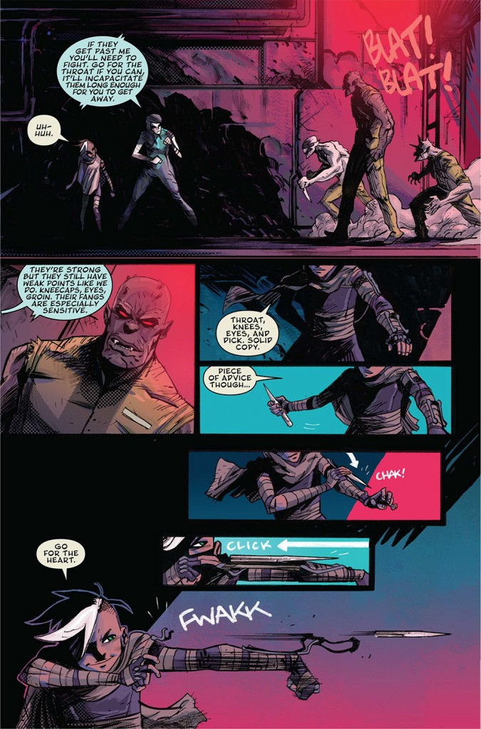 Interceptor #2 Preview Page