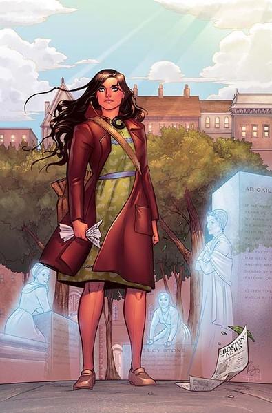 Cover by Renae De Liz