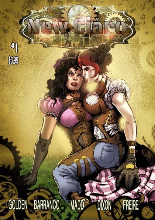 New Ciaro #1 Cover