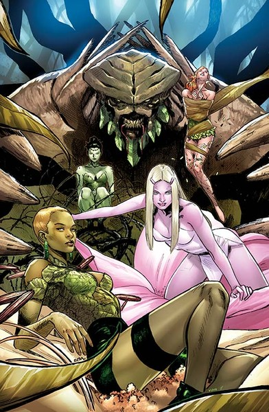 Cover by Clay Mann