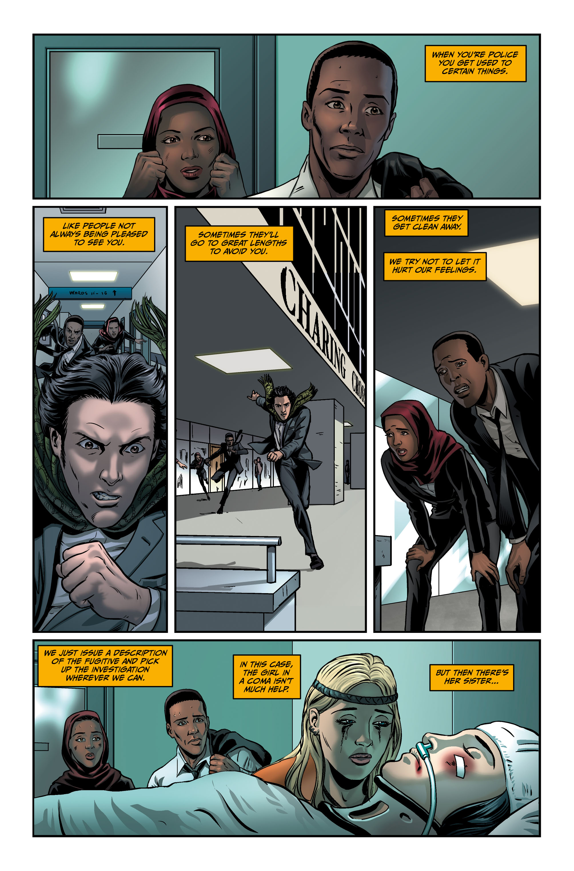 Rivers of London #4 Preview 1