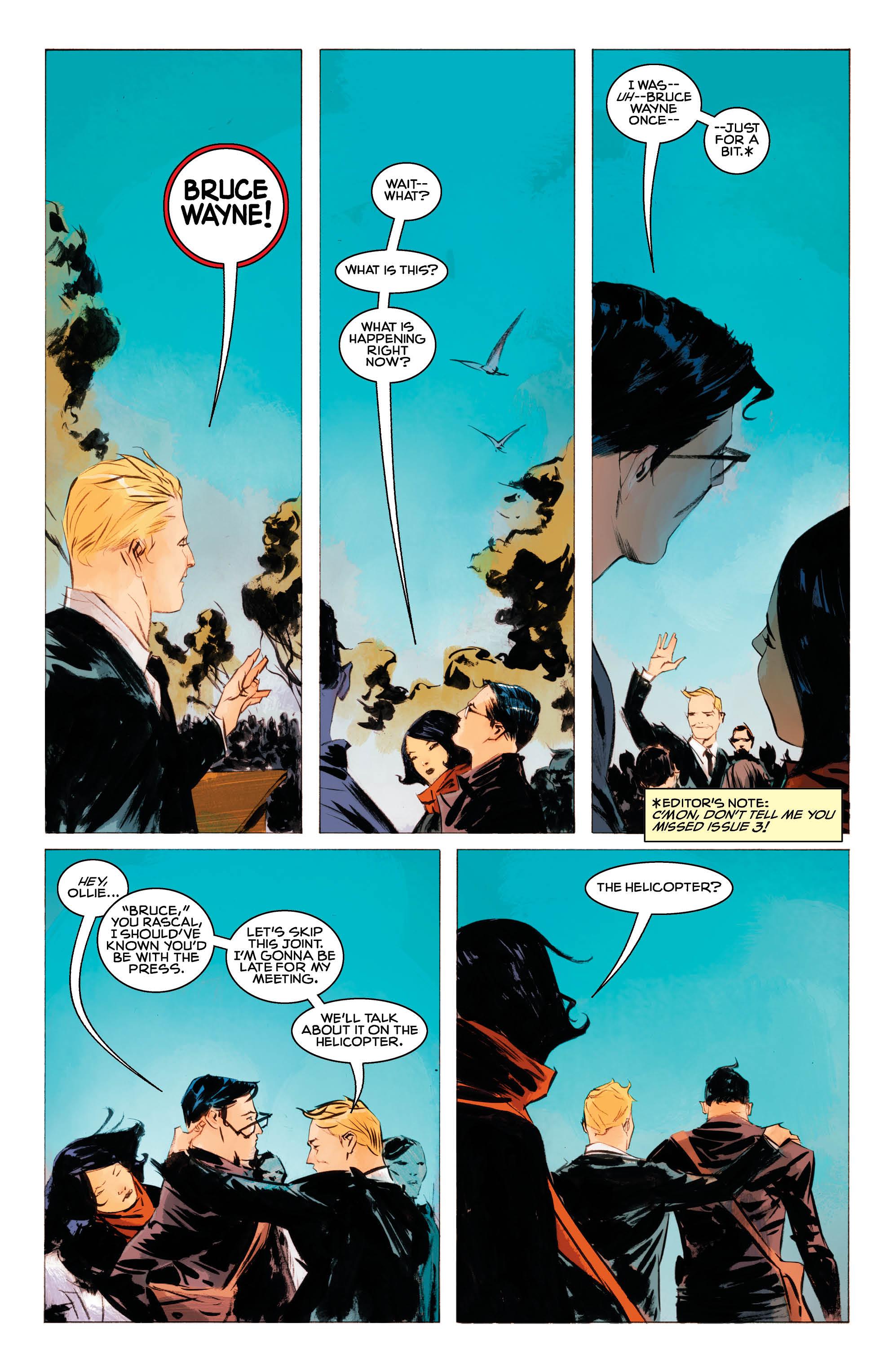 Superman: American Alien #4 Preview