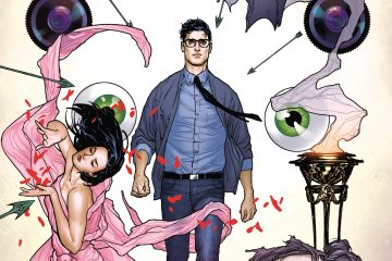 Superman: American Alien #4 Cover