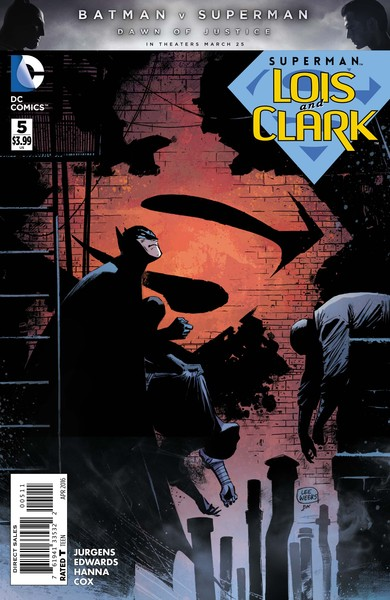 Superman: Lois & Clark #5 Cover
