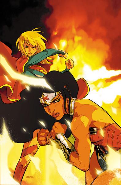 Superman/Wonder Woman #29 Cover