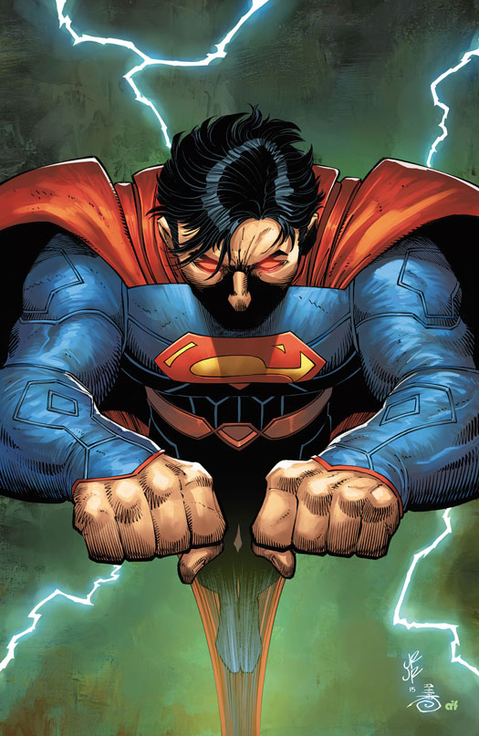 Superman #51 Cover
