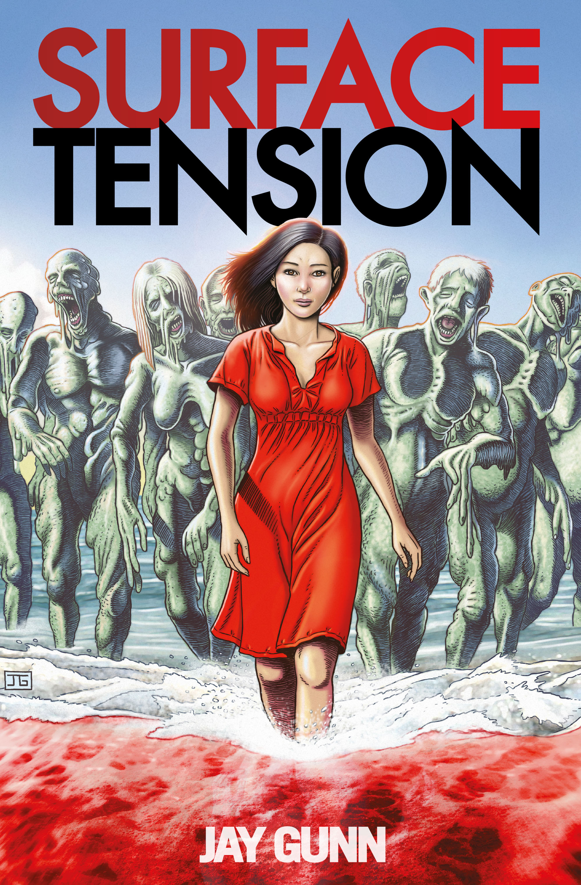 Surface Tension Cover