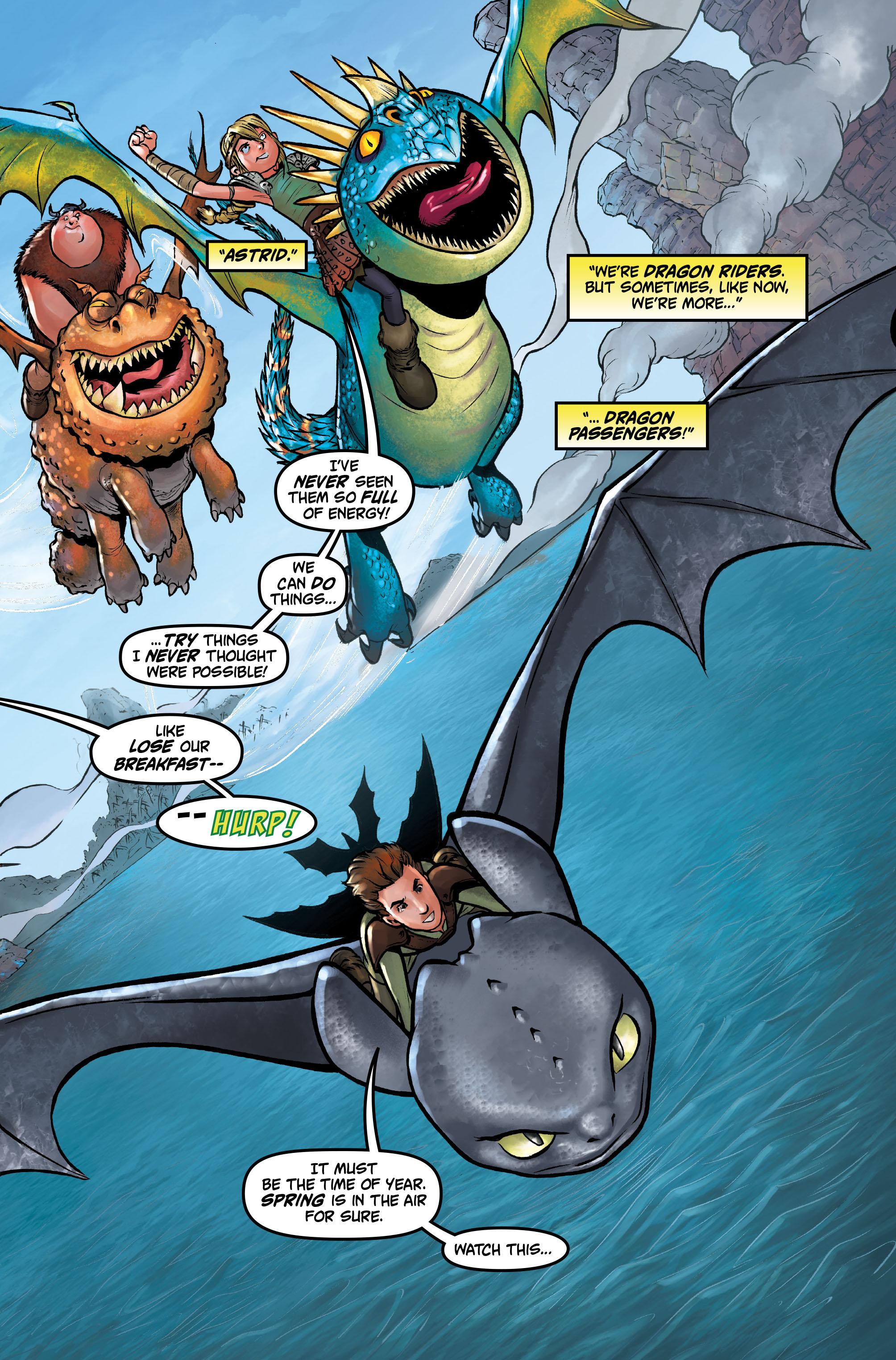 Dragons: Riders of Berk: Tales from Berk Preview Page