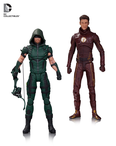 Arrow and The Flash 2-Pack