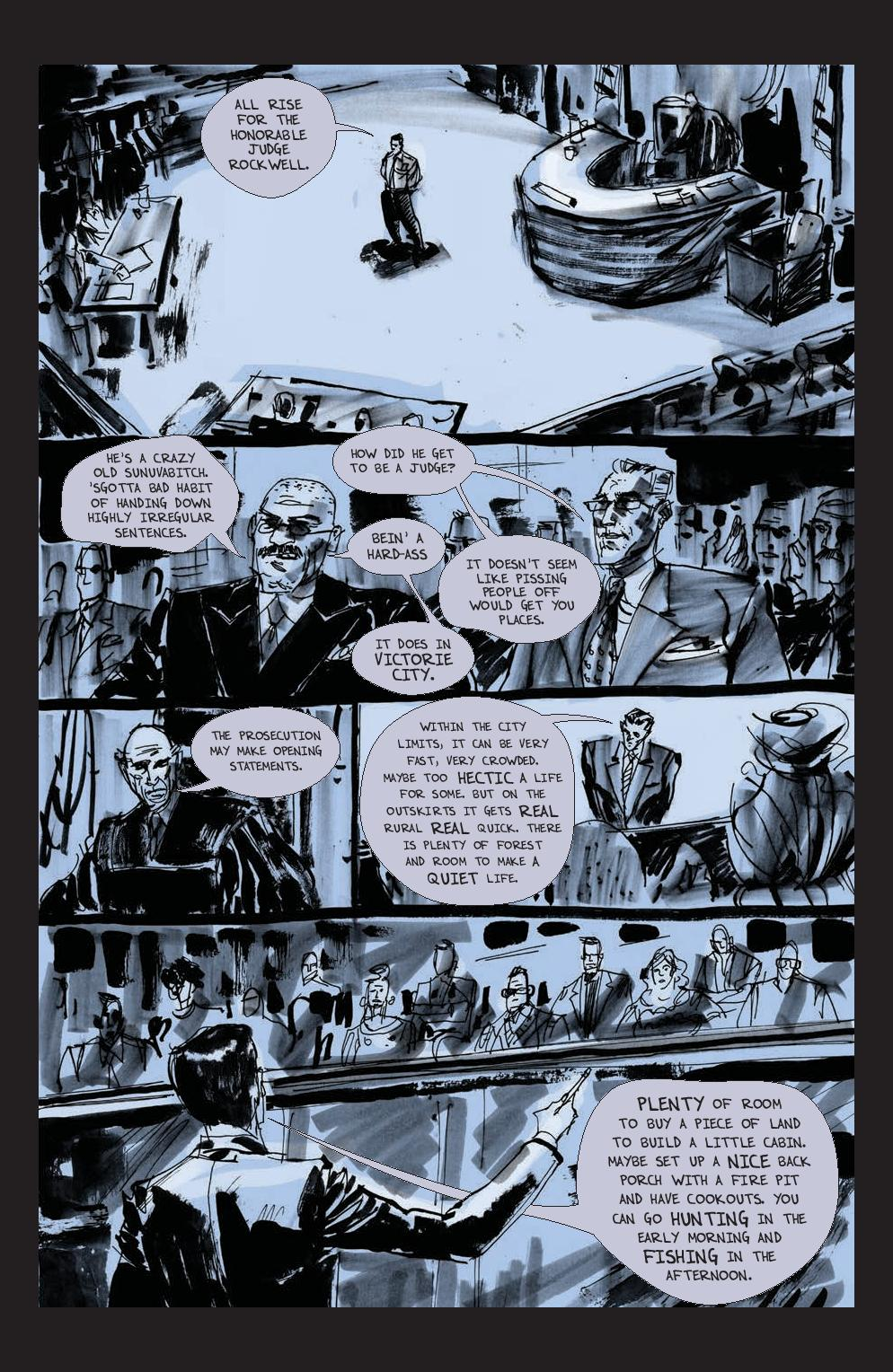 Victorie City #2 Preview Page