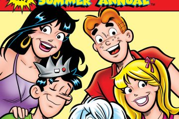 WORLD OF ARCHIE SUMMER ANNUAL #59 Cover