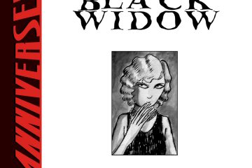 Diary of the Black Widow Cover
