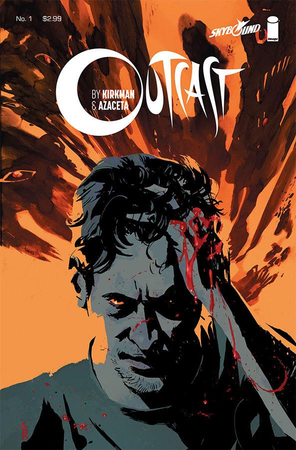 Outcast #1 Cover