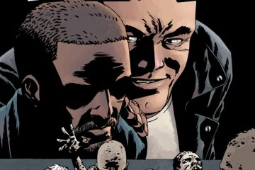 The Walking Dead Vol. 25 Cover