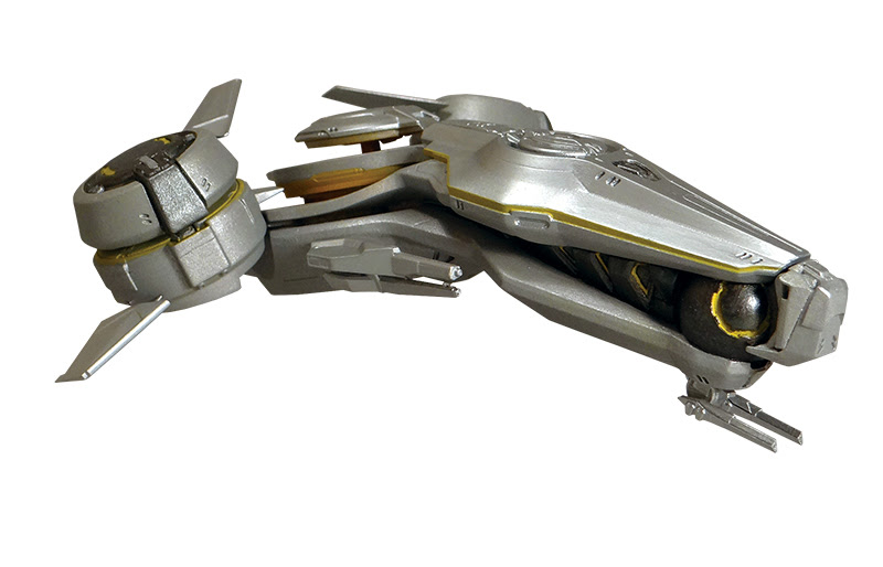 Halo 5 Phaeton Ship Replica
