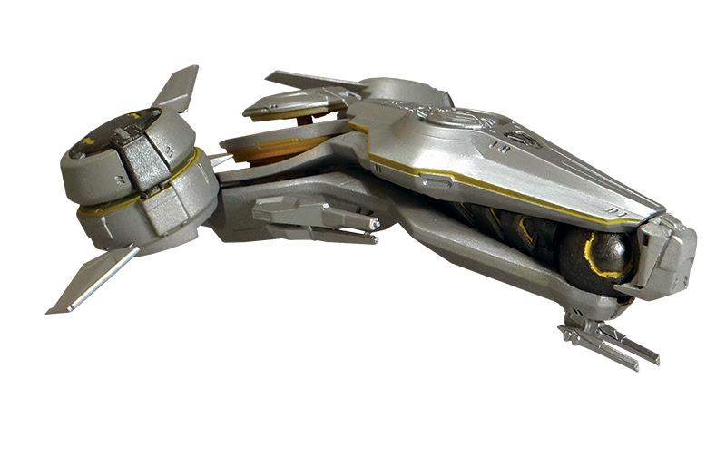 Halo 5 Phaeton Ship Replica