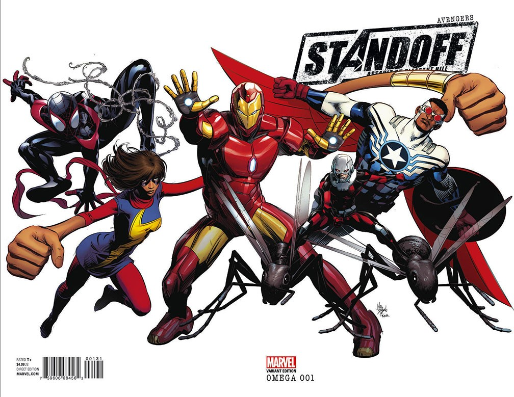 Wraparound Variant by Mike Deodato