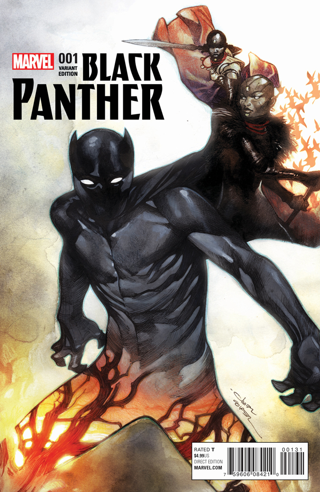 Variant Cover by Oliver Coipel