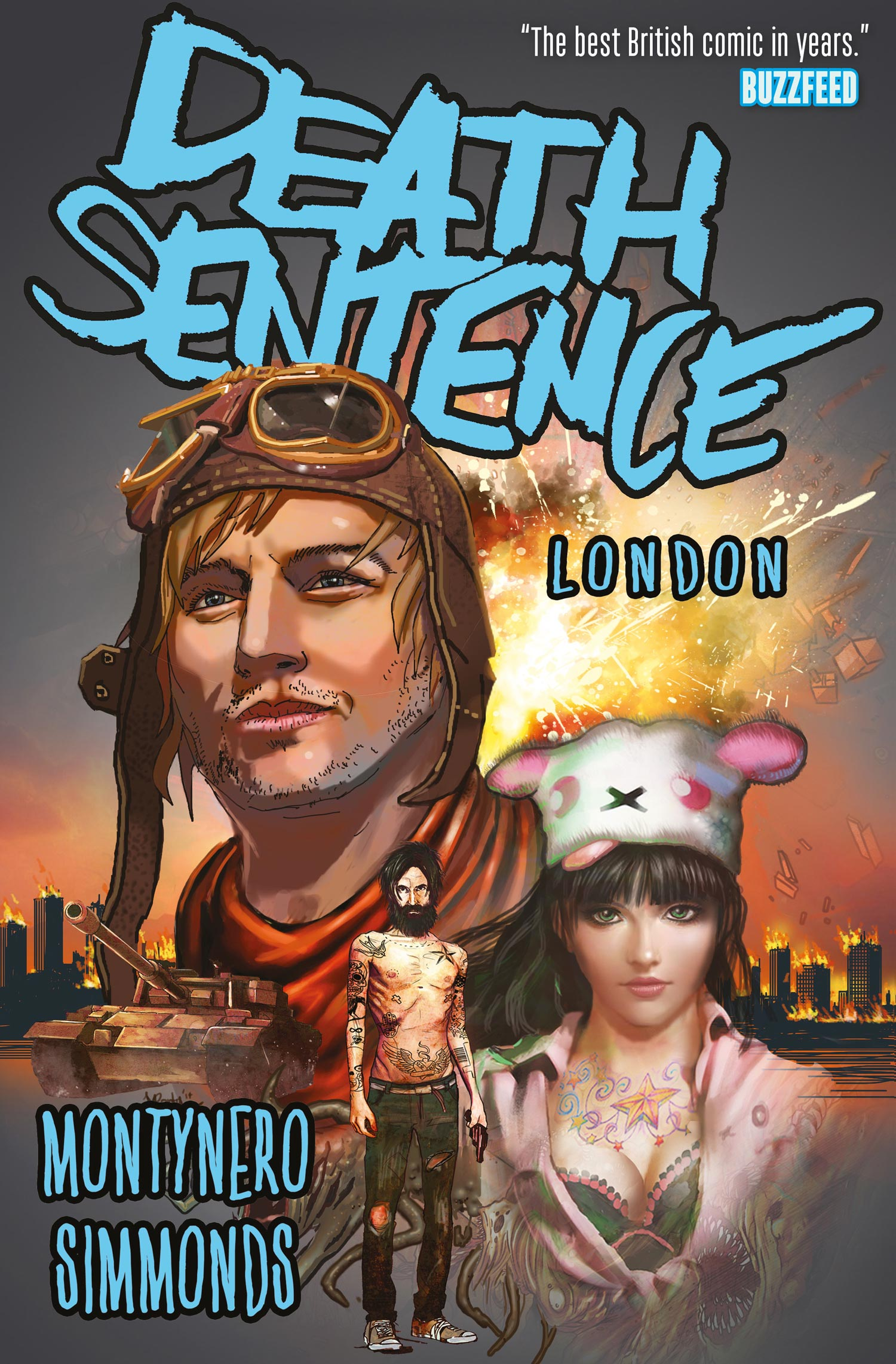 Death_Sentence_London_Cover